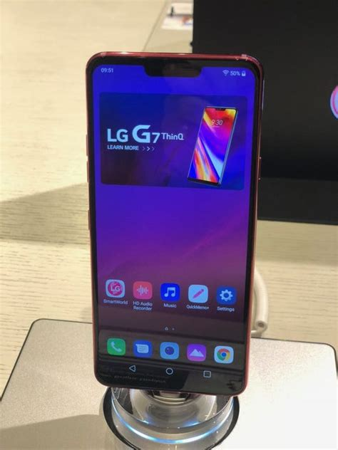 LG's latest flagship phone tries to lure Apple, Samsung