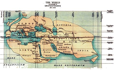 Ancient Greek Geography - Maps