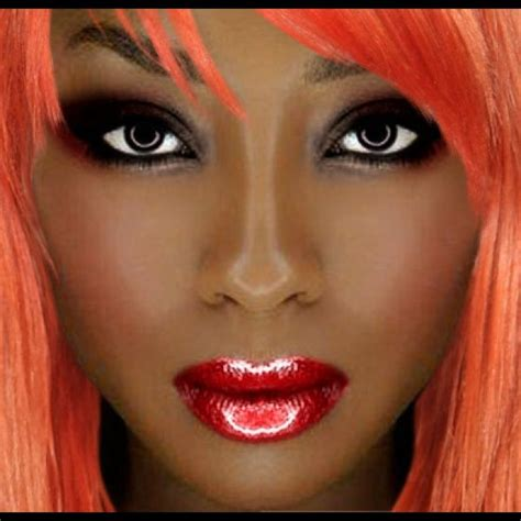"""""""Red"""" created using TAAZ Virtual Makeover"""