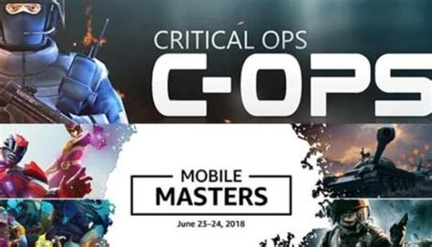 """The first """"Critical Ops"""" invitational is scheduled for"""