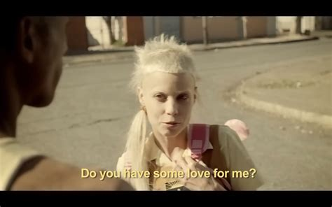 Do you have some love for me? | Die antwoord, Yolandi