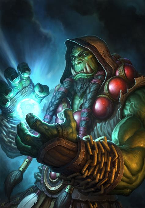 Thrall - Hearthstone: Heroes of Warcraft Wiki - Wikia