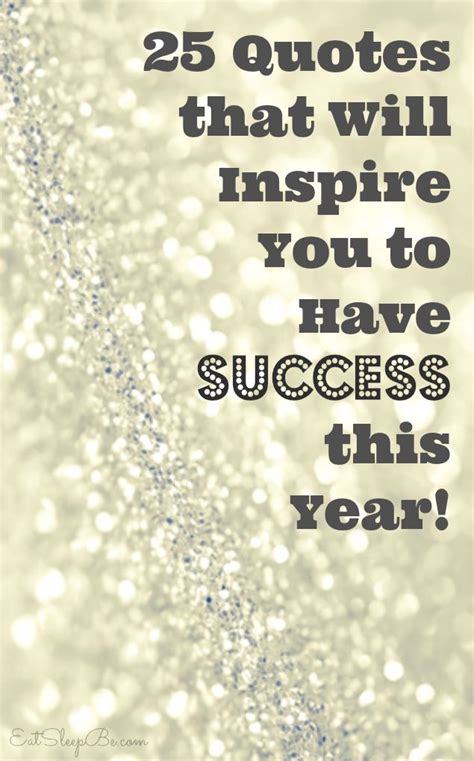 Ready to ring in the new year? These 25 motivational