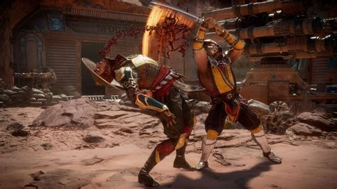 Mortal Kombat 11 Closed Beta for PS4 and Xbox One Confirmed