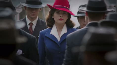 Agent Carter Returns with 2-Hour Premiere January 5 - The