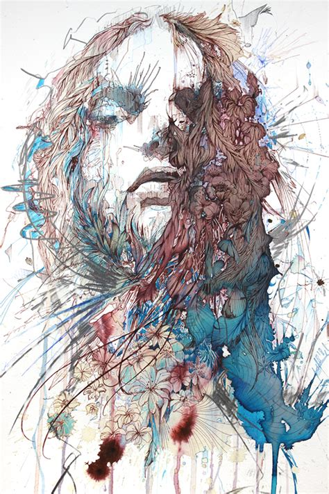 Carne Griffiths - Trailblazers @ Above Second Gallery on