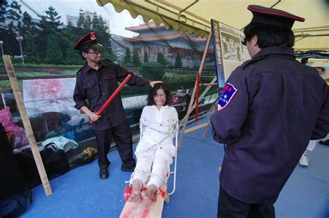 """Taiwan: Photo Report: Practitioners Hold """"July 20"""" Anti"""