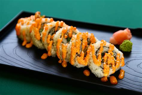 Which Types of Sushi You Should Order if You're Allergic