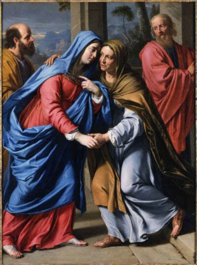 Visitation of the Blessed Virgin Mary - My Catholic Life!
