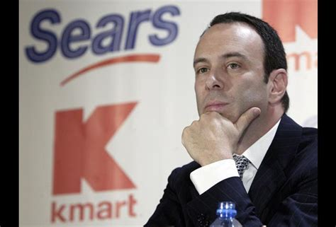 Why Sears' Eddie Lampert Needs A Reality Check