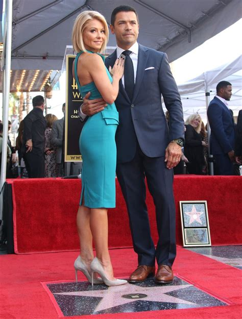 Kelly Ripa Picture 69 - Kelly Ripa Honored with Star on