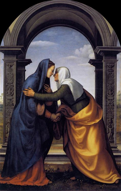 Visitation of the Blessed Virgin Mary   Communio