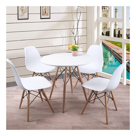 Table De Salle A Diner Ronde   F Wall Decoration
