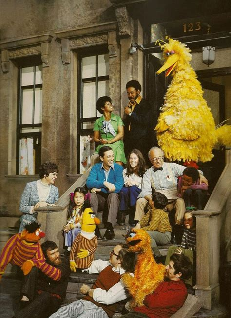 A New Study Says That Children Who Watched Sesame Street