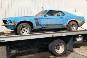 Actualité Ford Mustang Fastback - L'argus