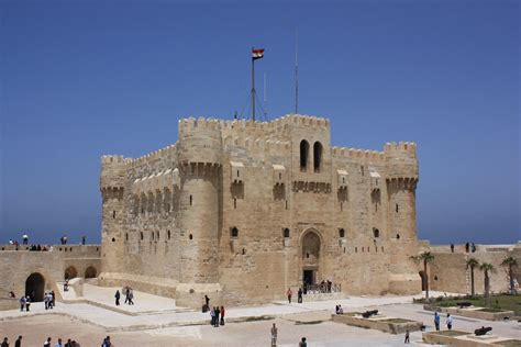 African castles worth visiting