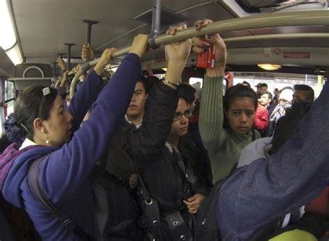 World's Worst Transport Systems for Women: Bogota and New