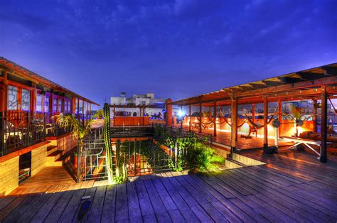 Amazing rooftop hostels with jaw-dropping views