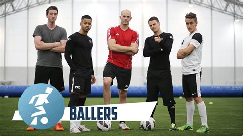 Welcome to the Ballers Channel - Home of Freestyle