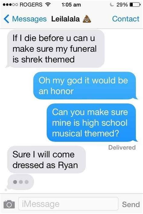 27 Texts You'd Only Get From Your Best Friend | Best