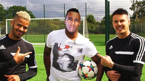 HOW TO BE THE F2 FREESTYLERS! - YouTube
