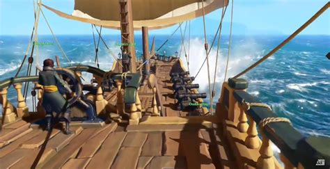 Sea of Thieves – PS4 - Jeux Torrents